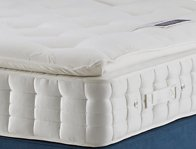Hypnos Pillow Top Sapphire 10 Turn Pocket Mattress Double Size