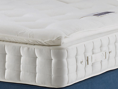 Hypnos Pillow Top Sapphire 10 Turn Pocket Mattress