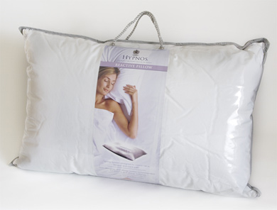 Hypnos Reactive Pocket Spring Pillow Pair