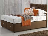 Hypnos St James Supreme 16 Turn Pocket Spring Divan Bed