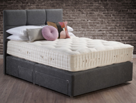 Hypnos Stratton 10 Turn Pocket Divan Bed