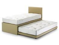 Hypnos Trio Pocket & Coil Spring Guest Bed