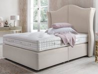 Hypnos Willow Natural Sublime Divan Bed New 2019 Model