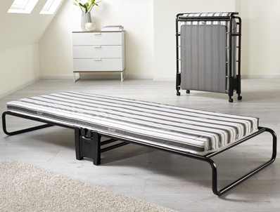 Jaybe Advance Airflow Fibre Folding Bed