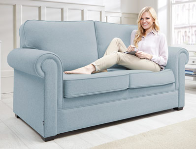 Jaybe Classic Pocket Sprung Sofa Bed at bestpricebeds.co.uk