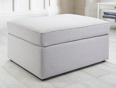 Jaybe Footstool Bed in a Box