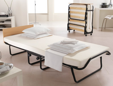 Jaybe Impressions Memory Foam Folding Bed