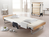 Jaybe J-Bed Memory Foam Folding Bed