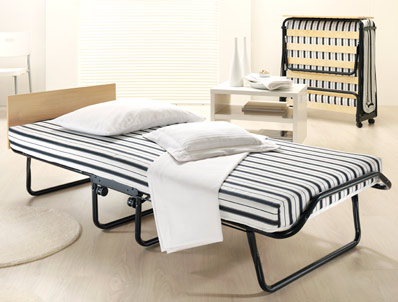 Jaybe Jubilee Airflow Fibre Folding Guest Bed
