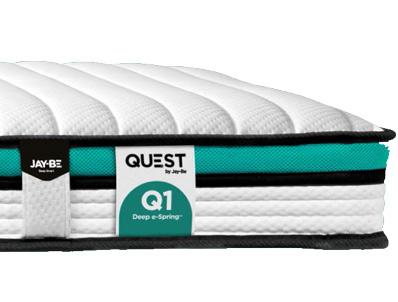 Jaybe Quest Q1Endless Comfort Coil Spring Mattress