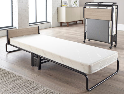 Jaybe Revolution Memory Foam Folding Bed