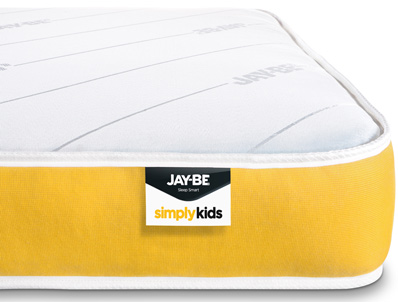 Jay-Be Simply Kids Pocket Sprung anti allergy mattress