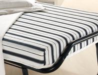 Jaybe Small Single Folding Bed  Mattress 77cm Wide