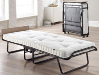 Jaybe Supreme Pocket Sprung Folding Bed