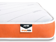Jaybe Vacuum Packed Childrens Mattresses