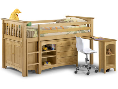 Julian Bowen Barcelona  pine Sleepstation