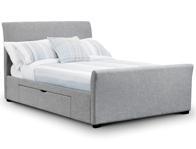 Julian Bowen Capone Capri Storage Fabric Bed frame