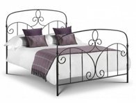 Julian Bowen Corsica Metal Bed Frame