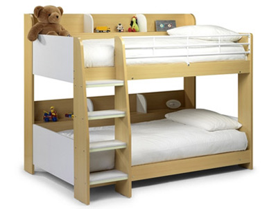 Julian Bowen Domino High Bunk Bed