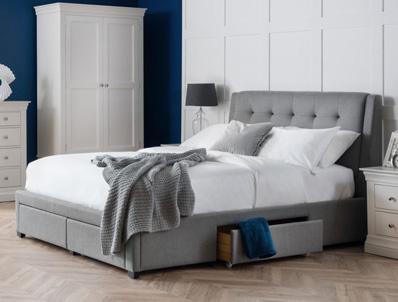 Julian Bowen Fulton Storage Bed Frame