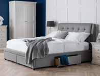 Julian Bowen Fulton Storage Bed Frame