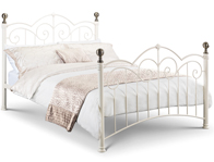 Julian Bowen Isabel Metal Bed Frame