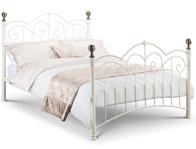 Julian Bowen Isabel Metal Bed Frame