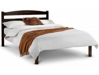 Julian Bowen Jude Wenge Colour Bed Frame