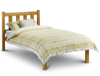 Julian Bowen Poppy Pine Bed Frame