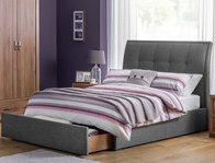 Julian Bowen Santon End Storage Bed Frame