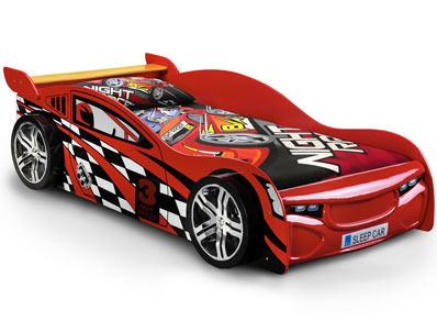 Julian Bowen Scorpion Racer Car Bed