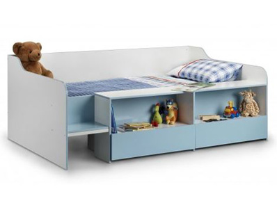 Julian Bowen Stella Low Sleeper Bed Frame