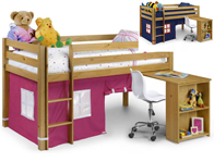 Julian Bowen Wendy Pine Sleeper Bed Frame