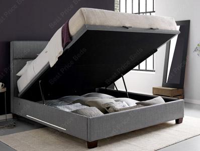 Kaydian Chilton Ottoman Bed Frame