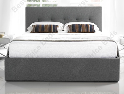 Kaydian Hexham Fabric End Drawer Bed Frame