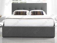 Kaydian Hexham Fabric End Drawer Bed Frame