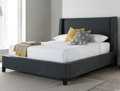 Kaydian Lisa Fabric Bed Frame