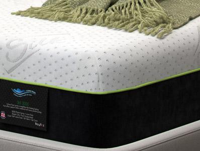 Kayflex Silk 3000 Pocket & I-Zone Foam Mattress