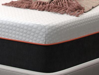 Kayflex Supreme 2000 Pocket & I-Zone Foam Mattress
