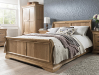 Kensington Oak Bedroom Collection