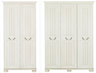 Kingstown Signature Collection 2 or 3 Door All Hanging Wardrobes