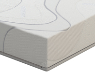 Komfi Active Collection Trend 15cm Memory Foam & Seaqual Cover Mattress