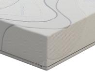 Komfi Active Select 1000 Mattress - Seaqual Cover