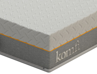 Komfi Hybrid 1500 Pocket Memory Mattress