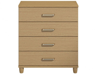 KT Deco 4 Drawer  Chest