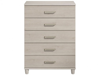 KT Deco 5 Drawer Chest