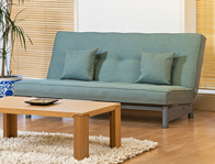Kyoto Cube Metal Action Sofa Bed