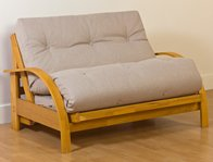 Kyoto New York 2 Seater Futon Deluxe