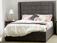 Limelight Aqulia Fabric Bed Frame