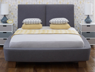 Limelight Dione Fabric Bed Frame 2 Only